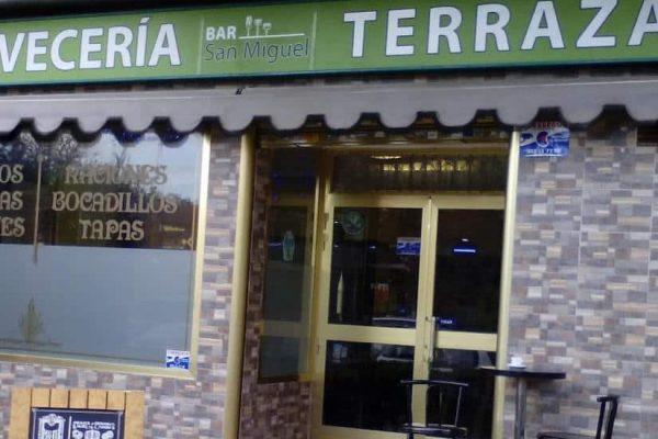 Terraza San Miguel