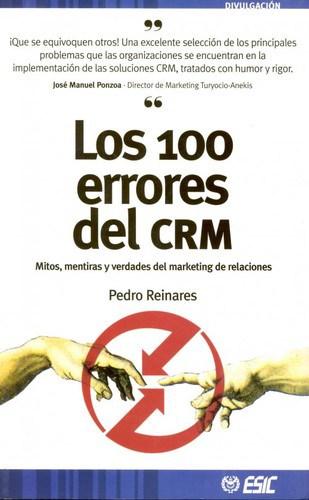 Portada de Los 100 errores del CRM