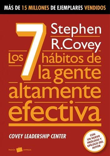 Portada de Los 7 hábitos de la gente altamente efectiva