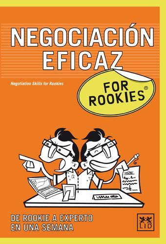 Portada de Negociación eficaz